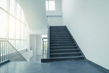 Keuken foto achterwand Trappen stairs in office