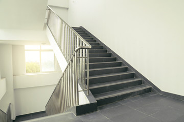 Foto op Aluminium Trappen stairs in office