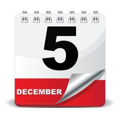 5 DECEMBER ICON