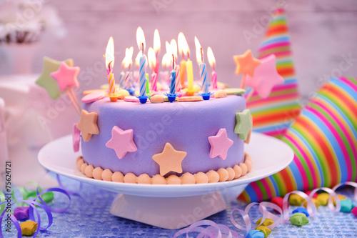 Фотографии тортов для дня рождения