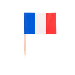 Toothpick Flag France