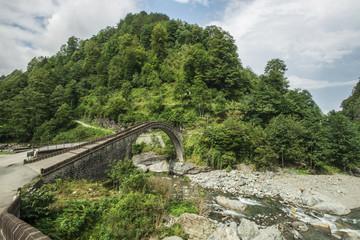 rize, double bridge, cifte kopru