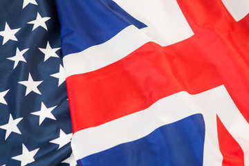 A coalition of two NATO countries. The US and Britain