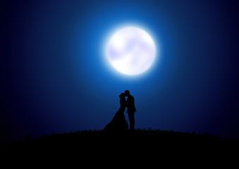 Hochzeit Moonlight - Marry
