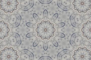 Hintergrund Eisblumen abstrakt