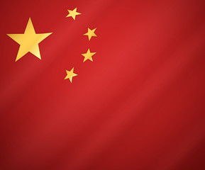 Chinese Flag Background