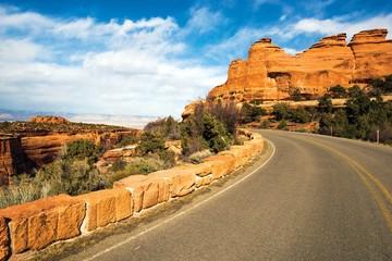 Wall Mural - Western Colorado Landscape