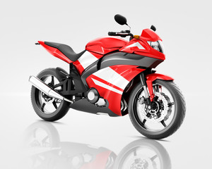 Motorcycle Motorbike Vehicle Riding Transport Concept