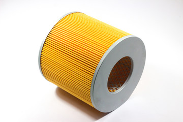 Air filters for use industrial applications