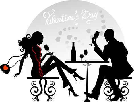 Valentine's Happy Hour