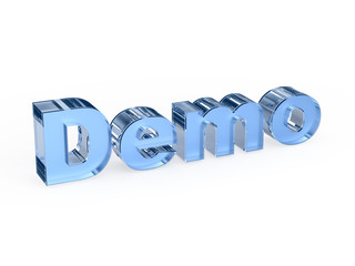 Demo software sign