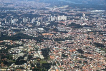Curitiba, Brazil - Mossungue district