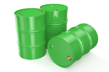 Barrel green
