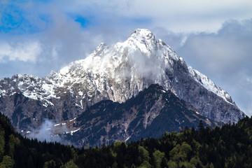 Mount Zugspitze , Germany