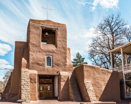 San Miguel Church, Santa Fe, New Mexico