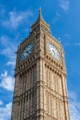 Big Ben Clock Tower, London, UK.