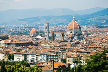 Florence, Italy , panorama