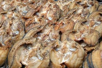 Stockfisch Trockenfisch Stockfish