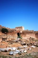 Chellah - Die Totenstadt der Meriniden - Marokko