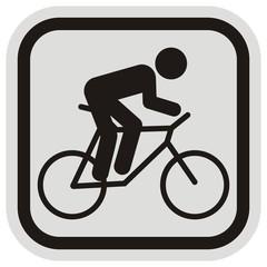 cyclist, frame