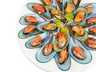Asian Green Mussel