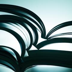 abstract magazine pattern