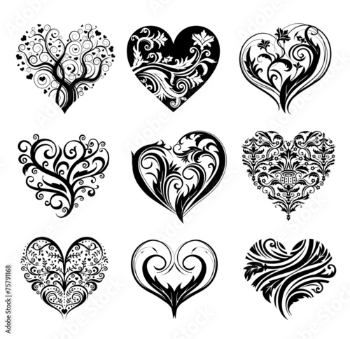 imagery symbolism and motif in heart The wounded heart indicating lovesickness came to be depicted as a heart symbol pierced with an arrow inverted heart symbols have been used in heraldry as.