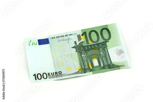 100 euro schein stockfotos und lizenzfreie bilder auf bild 75804971. Black Bedroom Furniture Sets. Home Design Ideas