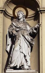 St. Jude Thaddeus, Church of Saint Peter in Vienna, Austria