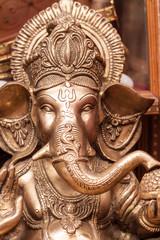 The Hindu god Ganesh