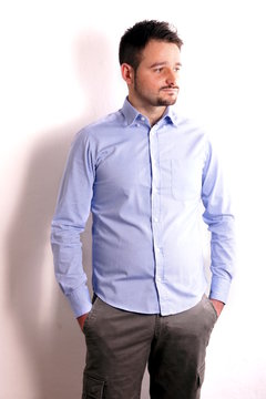 Boy with shirt