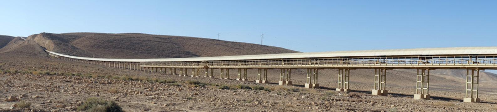 Long conveyor