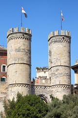 Stadttor Porta Soprana, Genua