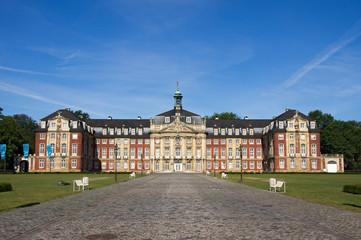 Schloss Münster, NRW, Deutschland