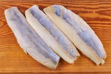 Flaps of herring