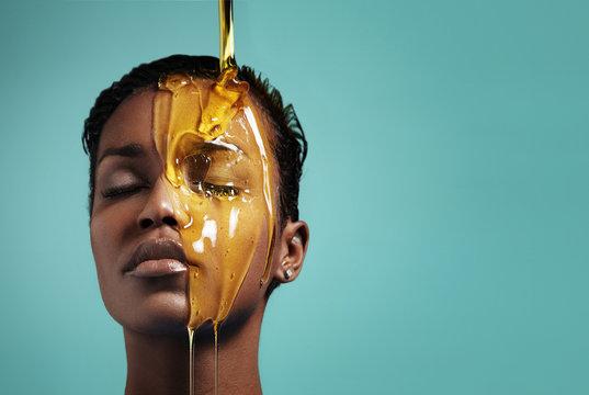 honey mask procedure