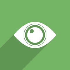 eye web icon.
