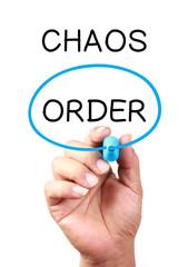 Order No Chaos