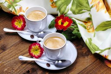 Risultati immagini per caffè e fiori