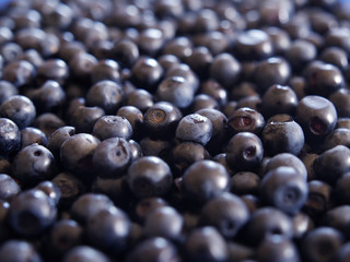 Blueberries background texture wallpaper