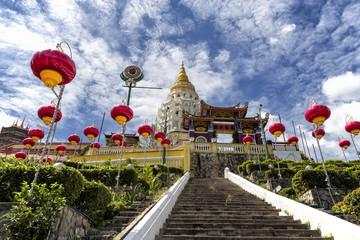 Kek Lok Si, Buddhist temple in Penang Malaysia