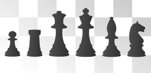 Illustration of  chess