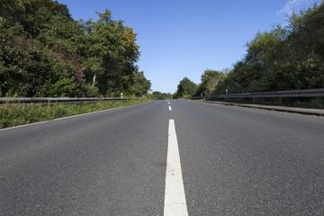 Zukunft Straße Verkehr