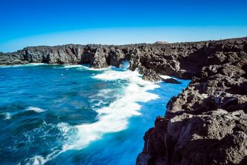 Lanzarote Cliffs