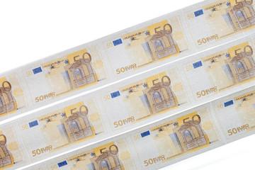Spielgeld 50 Euro