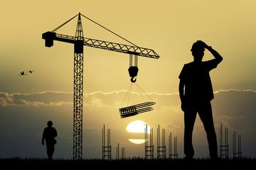 worker construction