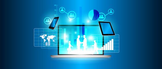 link, network, collegamento, internet, comunicazione