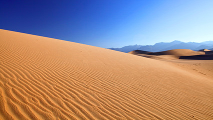 Death Valley National park, California USA desert
