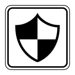 Logo blason.