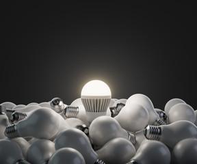 led white lightbulb